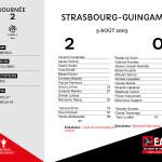 2003-04 J2 STRASBOURG-EAG