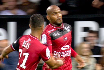 Jimmy Briand, Ludovic Blas