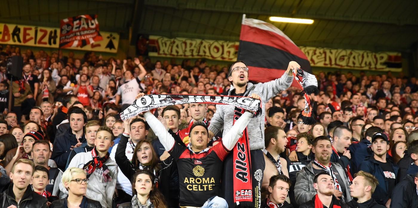L1-J38 : EA Guingamp - FC Metz (1-0)