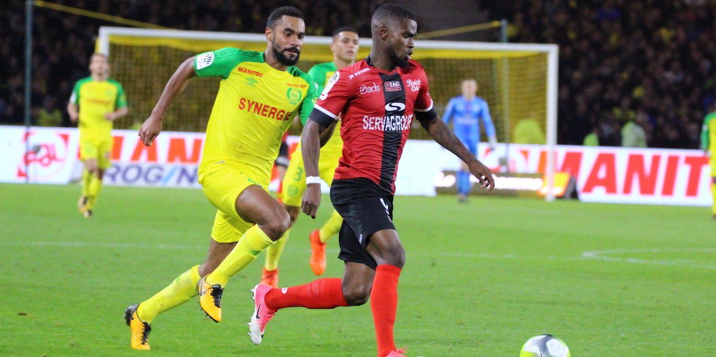 FC Nantes- EA Guingamp (2-1)