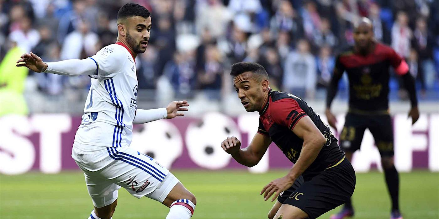 "Lyon-EAG 1-3 ""Le gros coup d'En Avant"""