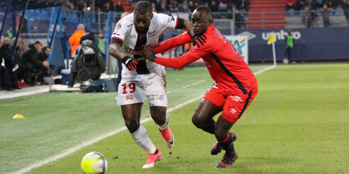 L1/J18 : SM Caen - EA Guingamp (0-0)