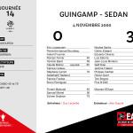 2000-01 J14 Guingamp-SEDAN