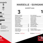 2000-01 J5 MARSEILLE-Guingamp