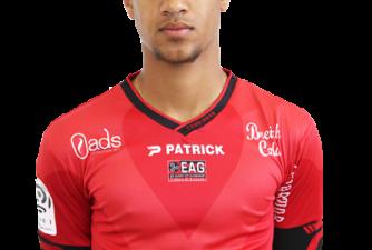 31 Ludovic BLAS