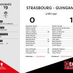 97-98 J19 STRASBOURG-Guingamp
