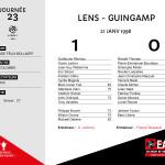 97-98 J23 LENS-Guingamp
