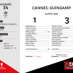 97-98 J4  CANNES-EAG