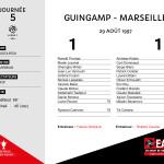 97-98J05  Guingamp-OM