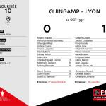 97-98J10 Guingamp-Lyon