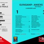 CDL 00-01 16e  Guingamp-Amiens