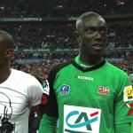 Moustapha Diallo et Mamadou Samassa