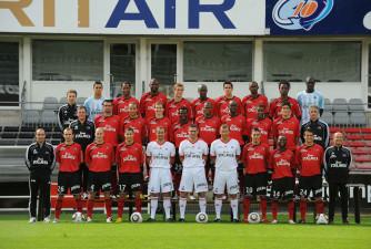 Photo équipe national 2010-11