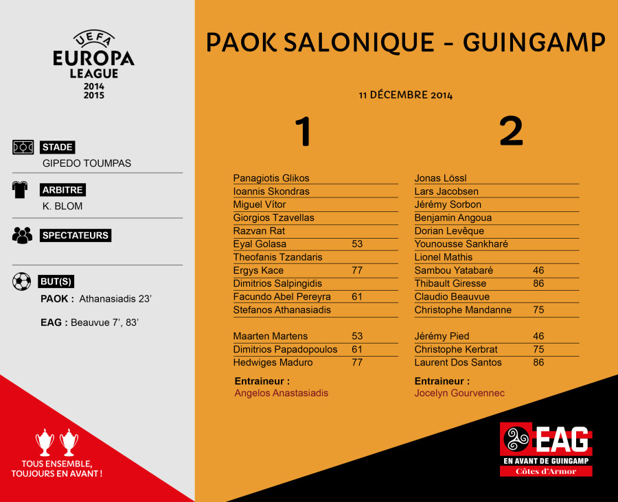 UEL J6 PAOK-EAG