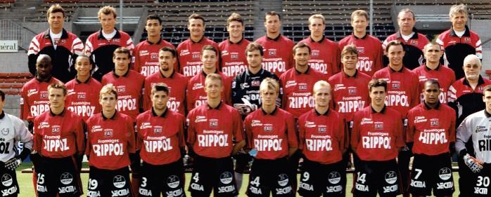 Une 1997-98 EAG