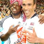 Wilson Oruma et Eduardo