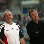 Yvon Schmitt et Bertrand Marchand