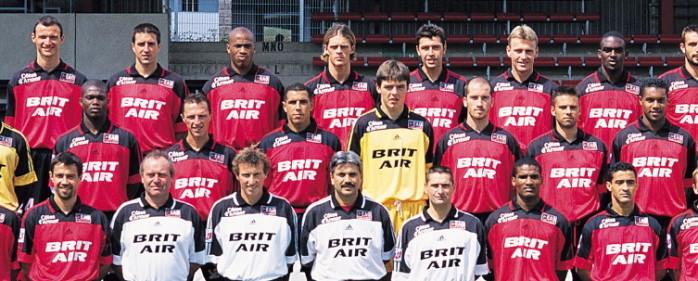 EAG SAISON 2001-2002