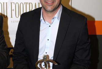 jocelyn-gourvennec entraîneur de l'année en Ligue 2 saison 2012-2013