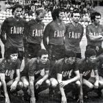 La première équipe d'En Avant en D2 à Lille