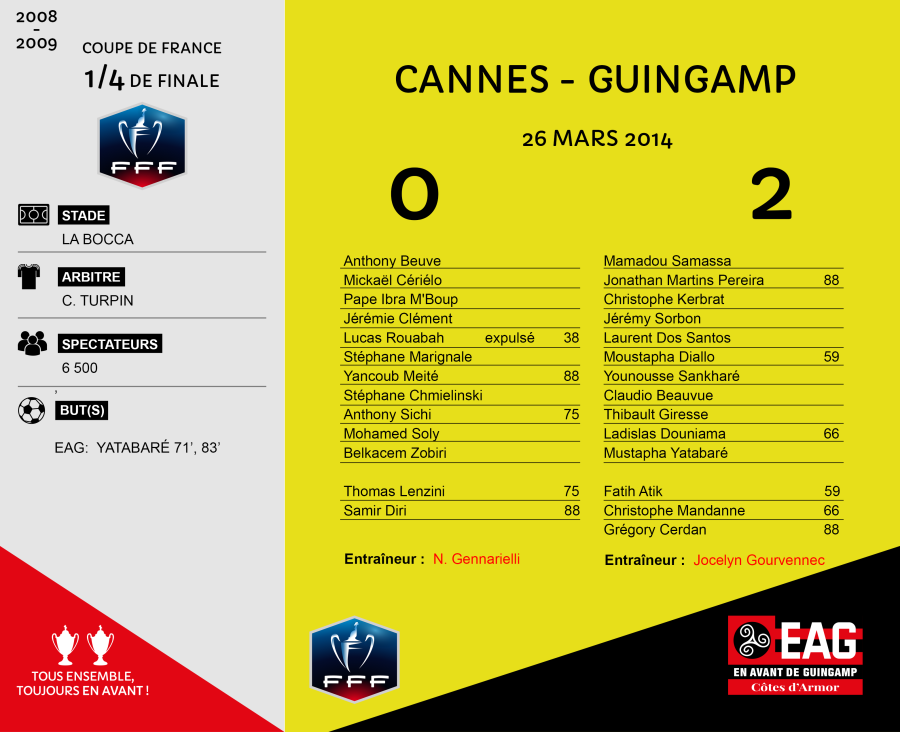 2015-16 CDF quart cannes-Guingamp