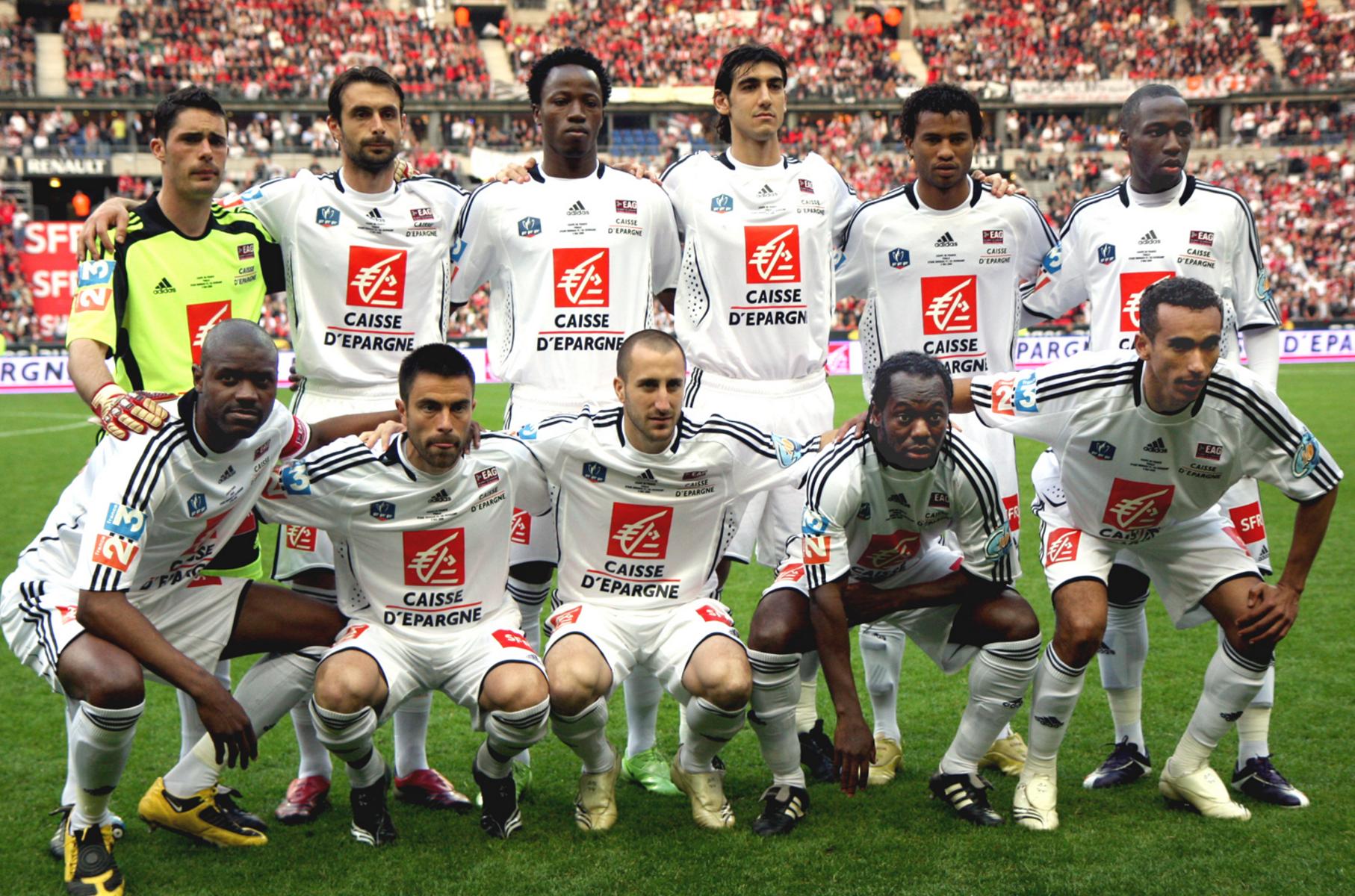 2008 2010 la coupe de france 2009 en avant de guingamp - Guingamp coupe de france 2009 ...