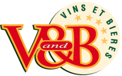 logo v and b