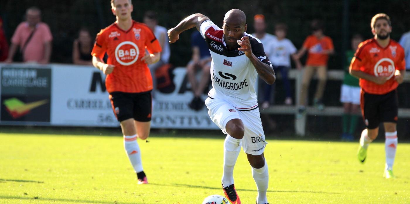 FC LORIENT - EA GUINGAMP : 1-2
