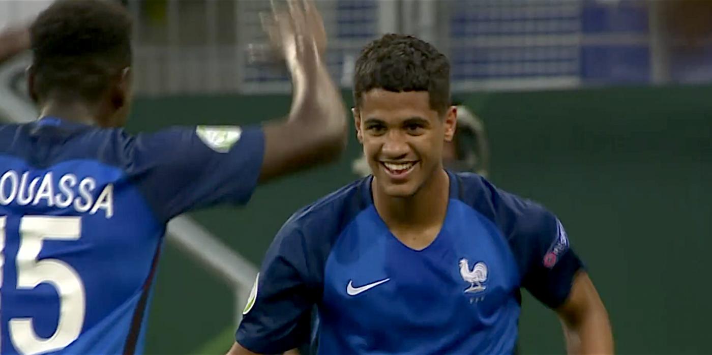 Euro U19: L.Blas Champion d'Europe