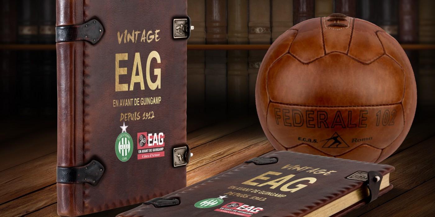 VINTAGE : Les 6 rencontres entre ASSE-EAG