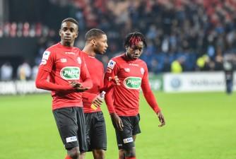 Alexis Mané , Marcus Coco et Fousseni Diabaté
