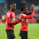 Alexis Mané et Fousseni  Diabaté
