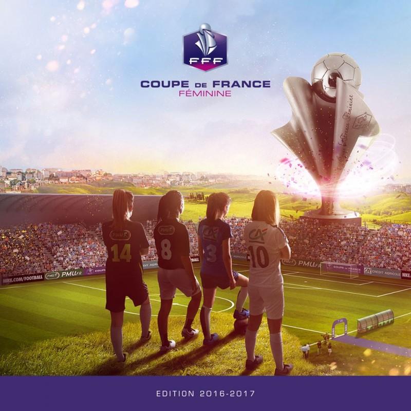 CDF Féminine : EAG-Lyon le 19 février à 16h40 - En Avant de Guingamp
