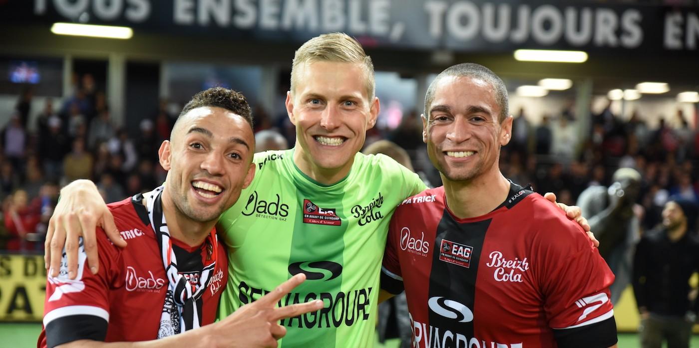 Les réactions après Guingamp-Metz