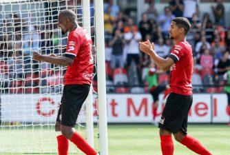 Mustapha Diallo et Ludovic Blas