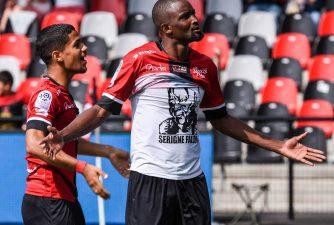 Ludovic Blas et Mustapha Diallo