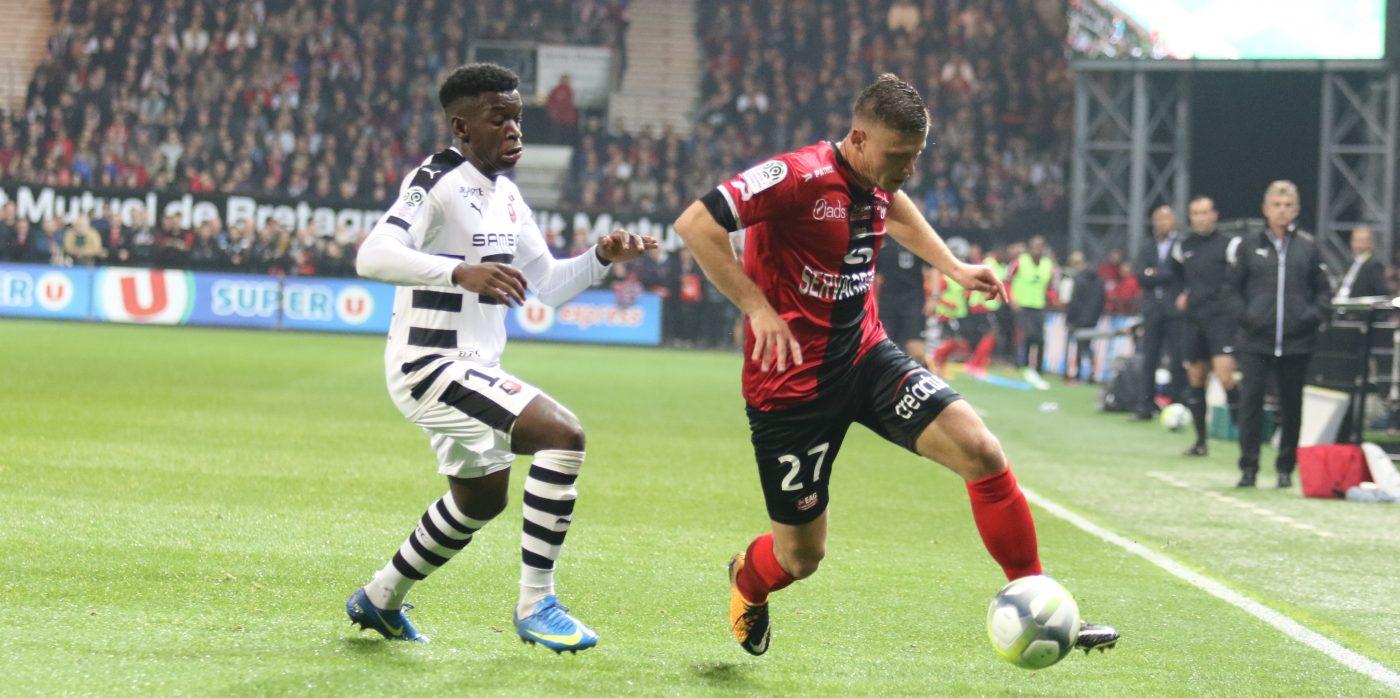 Le résumé de Guingamp-Rennes (2-0)