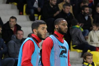 Karim Achabar et Marcus Coco