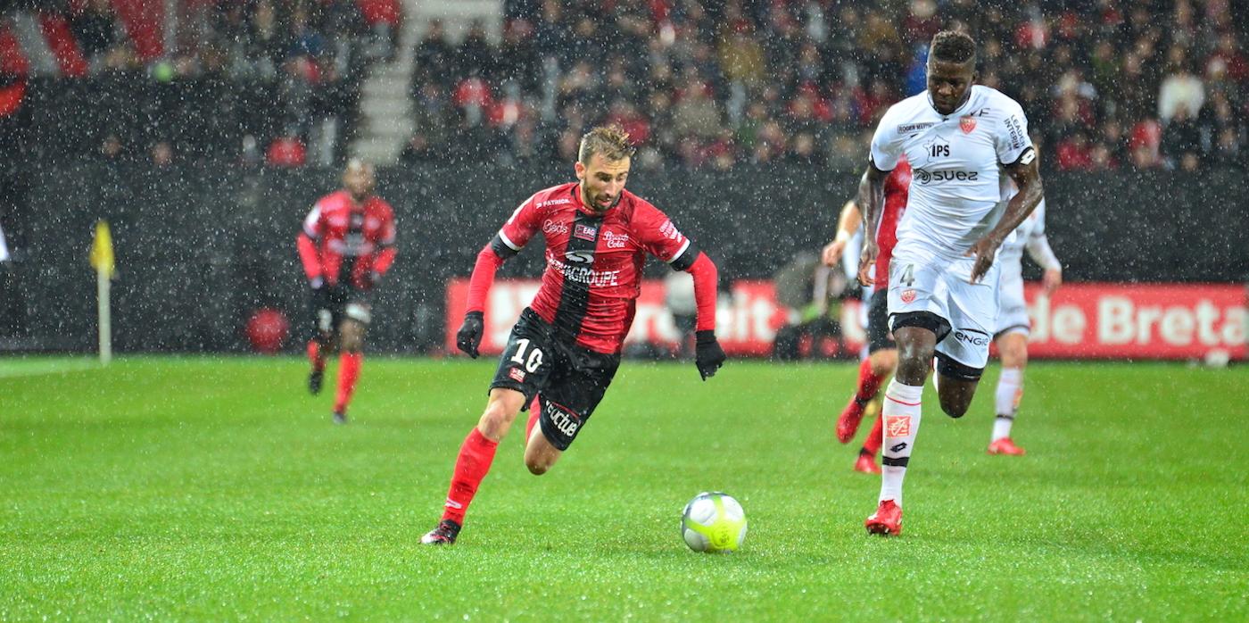 Guingamp - Dijon (4-0)