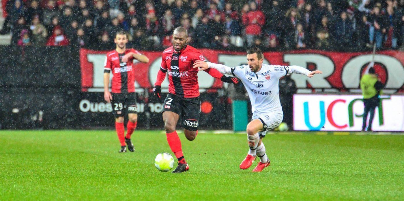 Guingamp-Dijon (4-0)