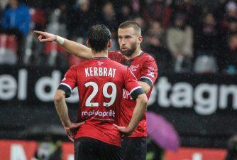 Christophe Kerbrat et Lucas Deaux
