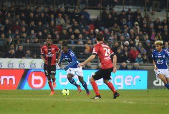 Mustapha Diallo et Christophe Kerbrat