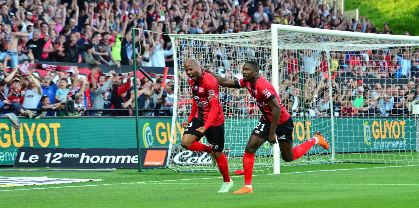EA Guingamp - AS Monaco (3-1)
