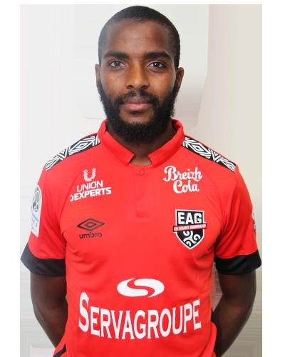 joueur de Guingamp, Youssouf Mchangama
