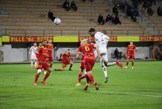 RAF EAG 1-1 Ligue 2 BKT Le but de Ronny Rodelin-1