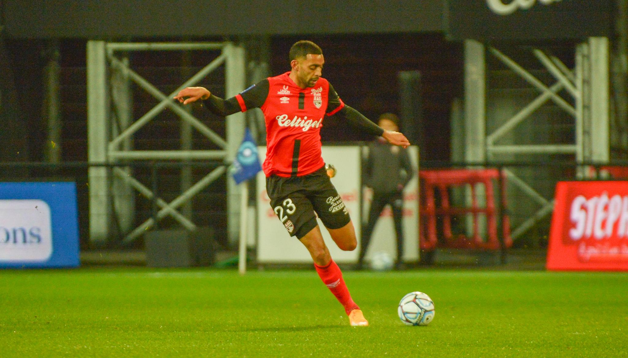 10 EA Guingamp SM Caen 2-2 Ligue 2 BKT Journée 26 2020-21 22 02 2021 EAGSMC