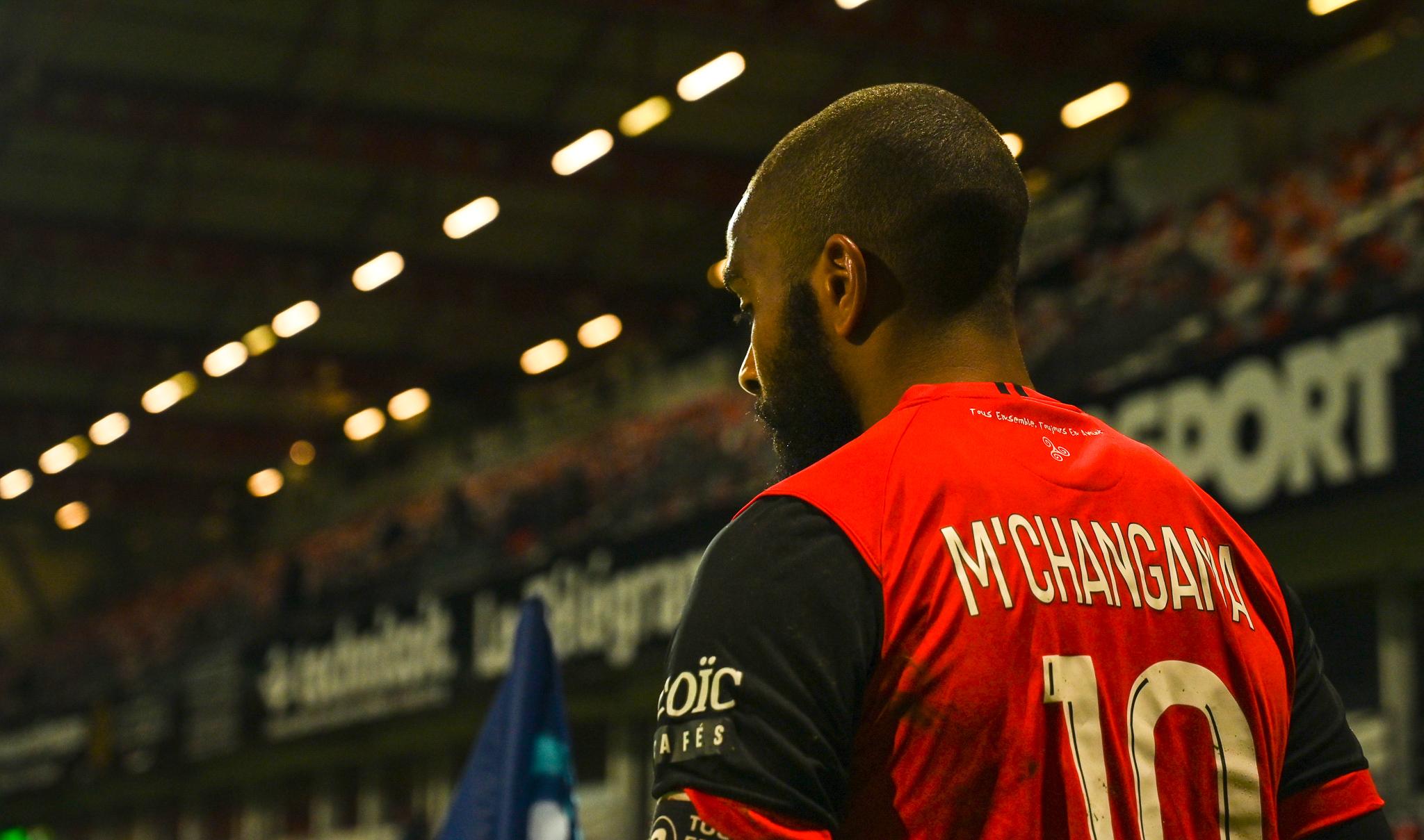 20 EA Guingamp SM Caen 2-2 Ligue 2 BKT Journée 26 2020-21 22 02 2021 EAGSMC