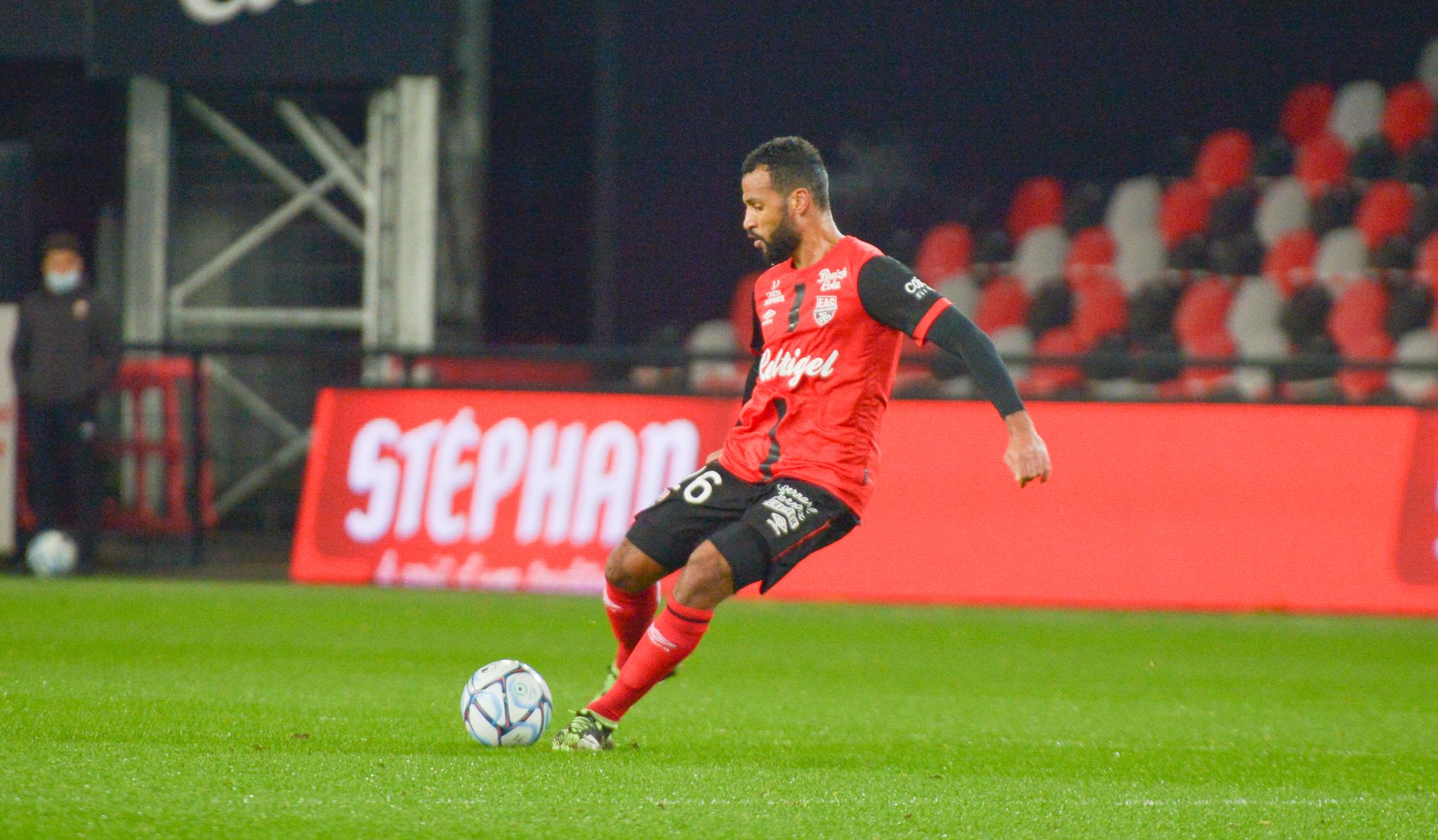 30 EA Guingamp SM Caen 2-2 Ligue 2 BKT Journée 26 2020-21 22 02 2021 EAGSMC