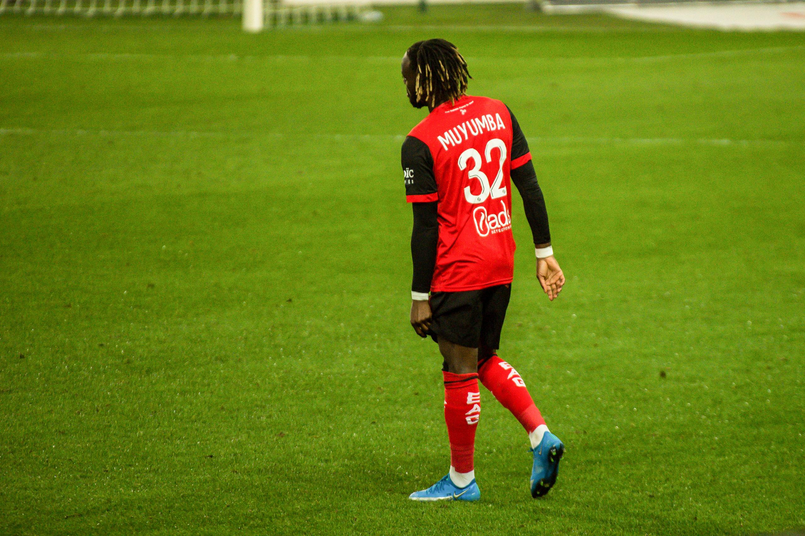 EA Guingamp Clermont Foot 63 0 5 J28 Ligue 2 BKT EAGCF63 _PAS9340