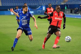 ESTAC EAG Troyes Guingamp 1-0 Stade de l'Aube J31 Ligue 2 BKT 2020-21 36